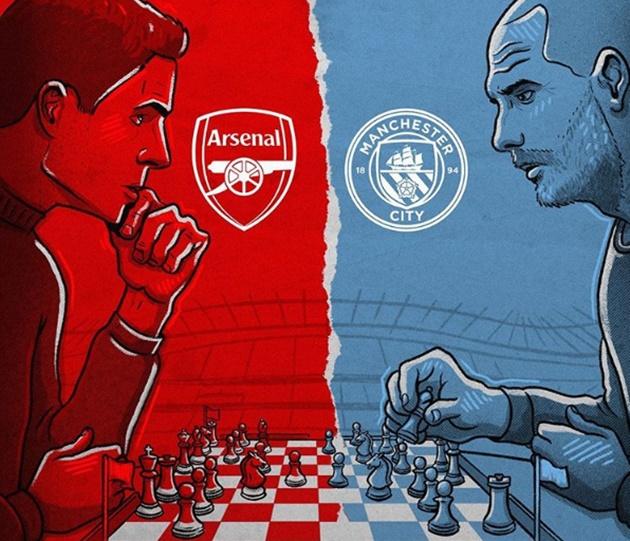 Cười té ghế với loạt ảnh chế Man City đè bẹp Arsenal