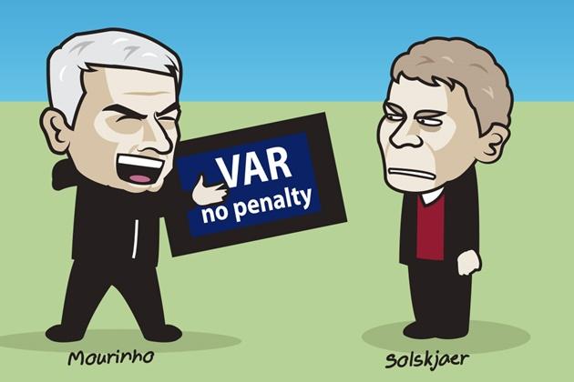 Ảnh chế Tottenham hòa M.U - Bóng Đá