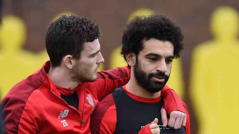 Jurgen Klopp provides explanation for Salah & Robertson absences from starting XI vs Everton - Bóng Đá
