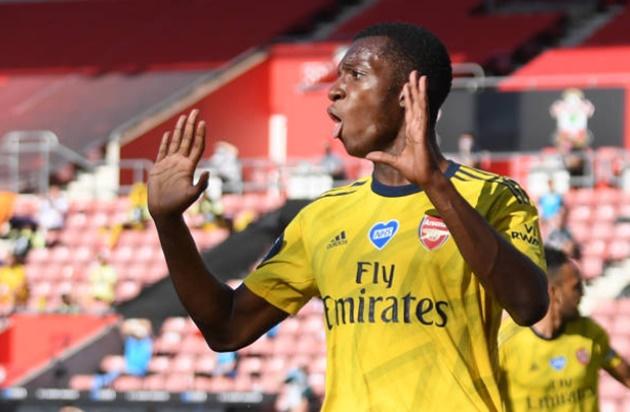 Ảnh Arsenal thắng Southampton - Bóng Đá