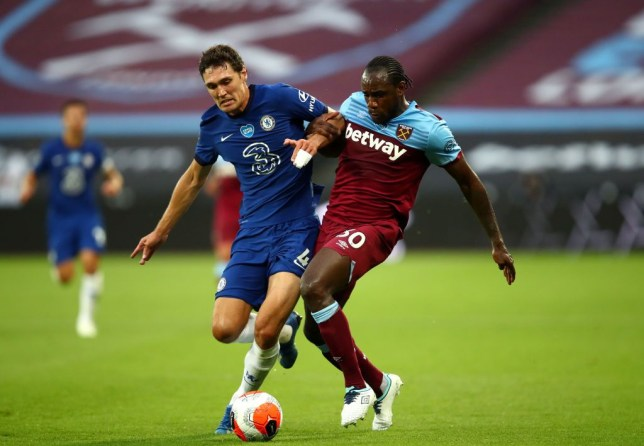 Ashley Cole slams Andreas Christensen for costly mistake in West Ham defeat    - Bóng Đá
