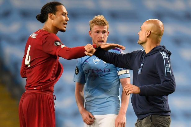 Pep Guardiola says Liverpool must have drunk 'a lot of beers' following 4-0 victory - Bóng Đá