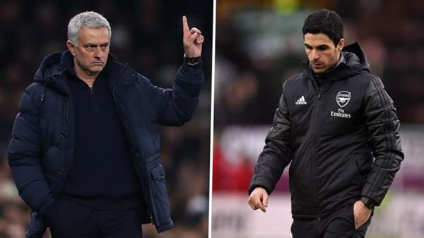 'They don't have much to celebrate' - Mourinho hits back at Arsenal after social media joke - Bóng Đá