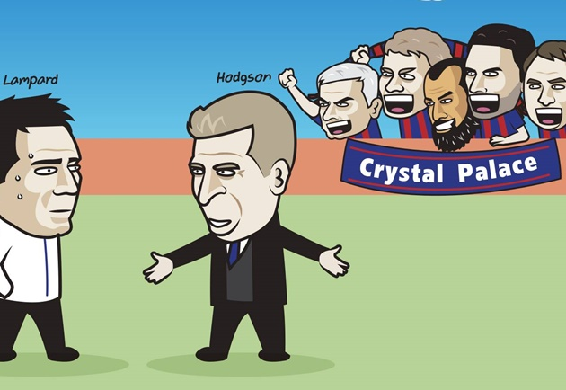 Ảnh chế vòng 34 Premier League - Bóng Đá
