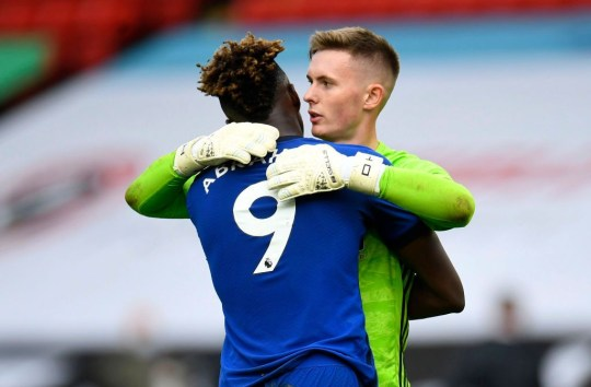 Chelsea to enquire about asking price for Manchester United goalkeeper Dean Henderson    - Bóng Đá