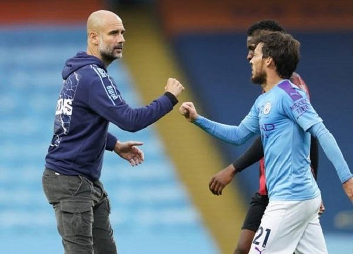 'No chance' David Silva will return to Manchester City - Guardiola - Bóng Đá