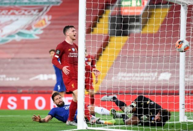 Ảnh Liverpool thắng Chelsea - Bóng Đá