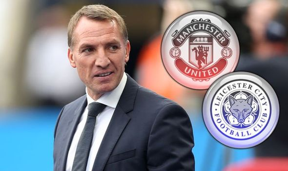 'Around the world' – Brendan Rodgers reveals Leicester City team talk for Manchester United - Bóng Đá