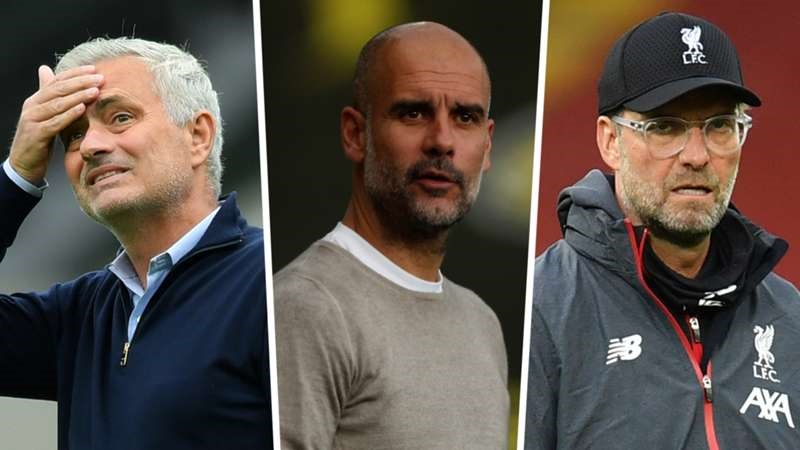 Klopp's Liverpool or Mourinho's Madrid? Guardiola reveals 'toughest' opponent of his career - Bóng Đá