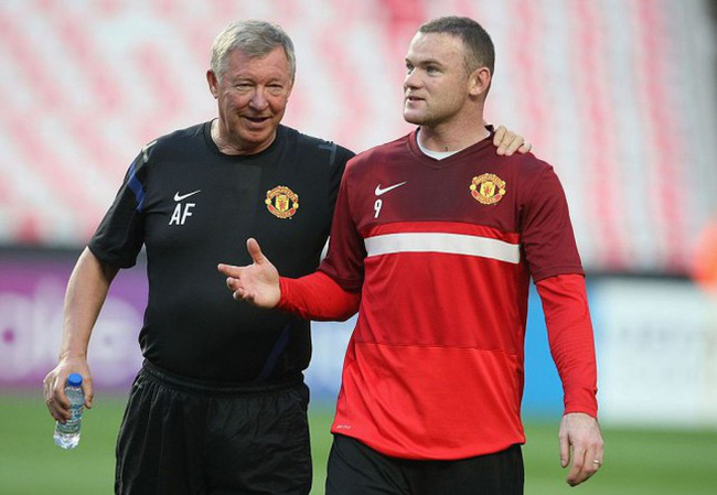 Wayne Rooney criticises Sir Alex Ferguson tactics at Manchester United - Bóng Đá