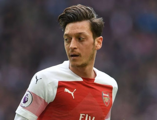 Mesut Ozil breaks silence after Arsenal beat Chelsea to win the FA Cup - Bóng Đá