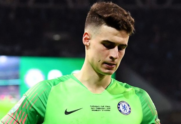 Chelsea stars want Frank Lampard to replace Kepa Arrizabalaga after losing faith in record signing    - Bóng Đá