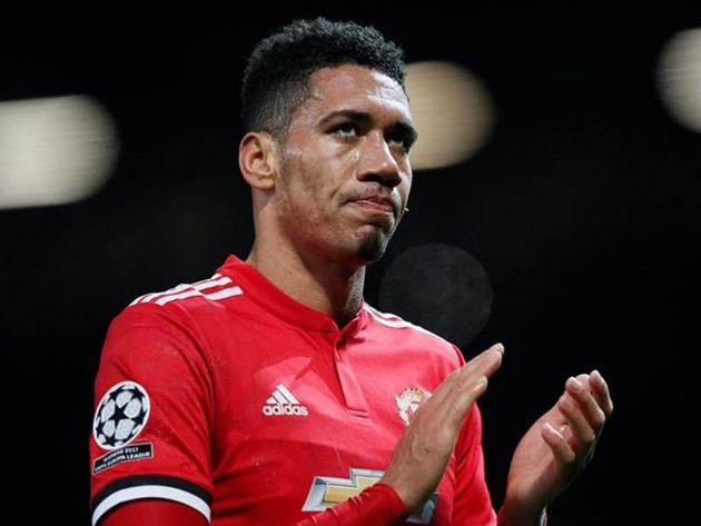 Solskjaer hints Smalling could stay at Man Utd following Roma return - Bóng Đá