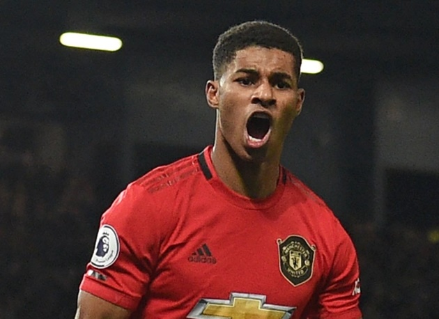 Manchester United striker Marcus Rashford 'acquires his own golf course to build new home in search of more privacy as he buys greenfield site' - Bóng Đá
