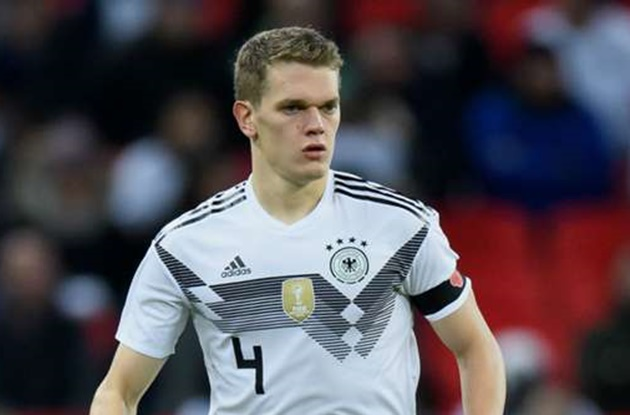 Ginter rubbishes Chelsea and Inter rumours as he vows to remain with Monchengladbach - Bóng Đá