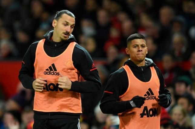 Rojo reveals Mourinho broke up furious row after calling Ibrahimovic 'big nose'  - Bóng Đá
