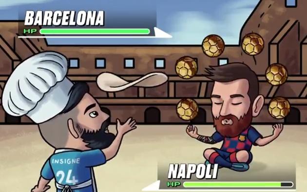 Ảnh chế Champions League 09/08 - Bóng Đá