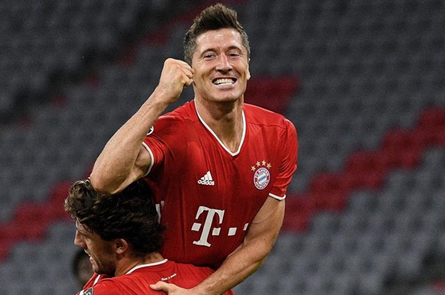 'He's the best striker in the world' - Abraham aims to match Bayern Munich ace Lewandowski - Bóng Đá