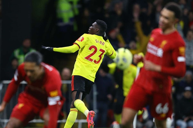 Ismaila Sarr claims he would be happy to play for Watford in the Championship - Bóng Đá