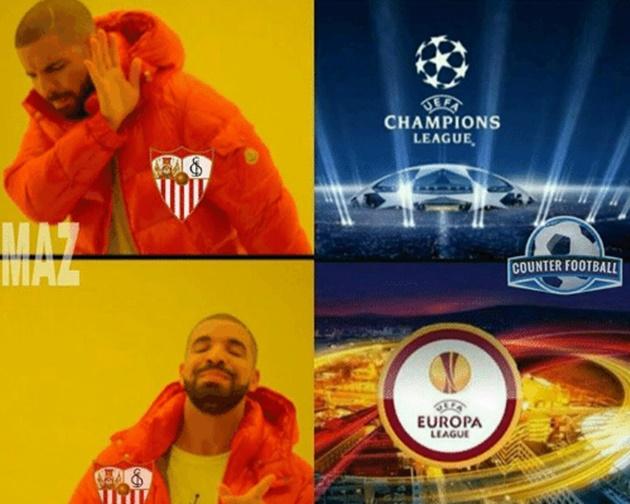 Ảnh chế tứ kết Europa League - Bóng Đá