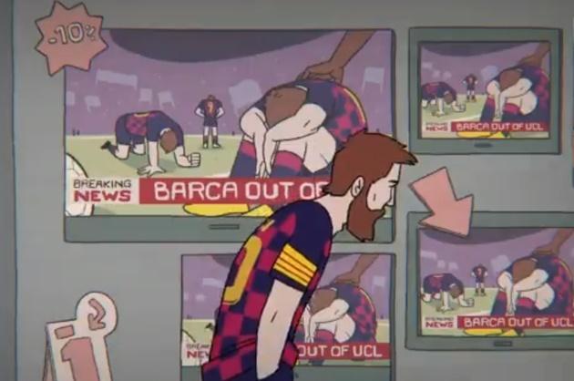 Ảnh chế Barca thua Bayern - Bóng Đá