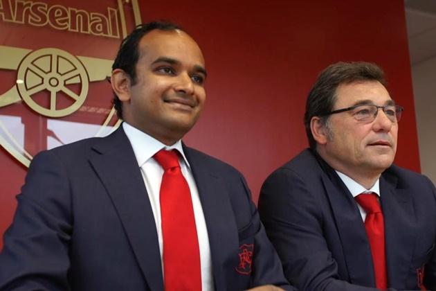 Arsenal confirm head of football Raul Sanllehi has left the club   - Bóng Đá