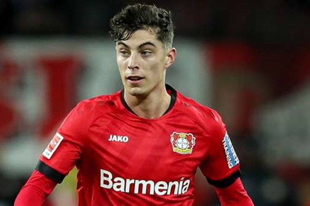 Chelsea target Havertz wants to take the 'next step' in his career, admits Leverkusen chief - Bóng Đá