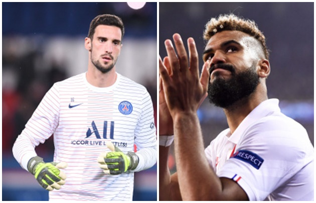 Herrera Bids Farewell to Silva and Choupo-Moting + Navas understudy Sergio Rico leaves PSG - Bóng Đá