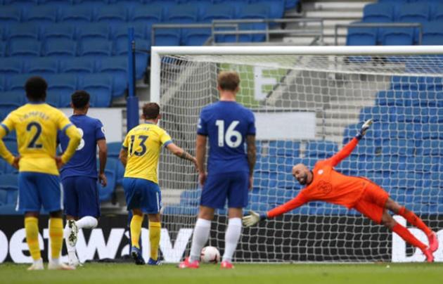 Ảnh Chelsea 1-1 Brighton - Bóng Đá