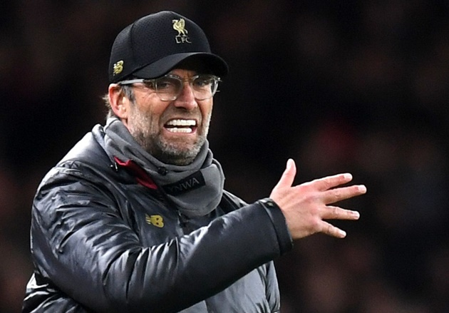Liverpool aiming to offload up to 10 fringe players as Klopp aims to cull first-team squad - Bóng Đá