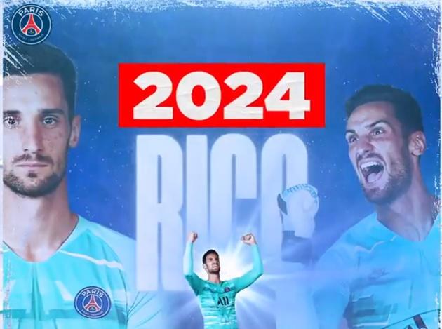 Sergio Rico back to PSG - Bóng Đá