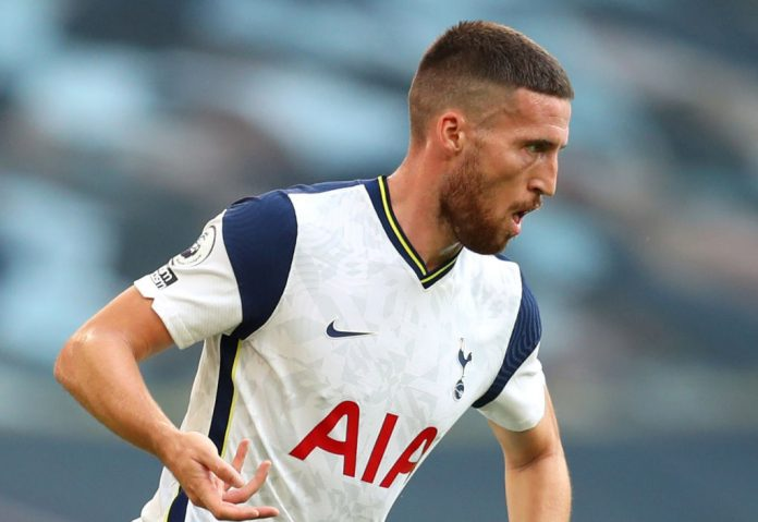 Jose Mourinho reacts to debut performance of Matt Doherty for Tottenham - Bóng Đá