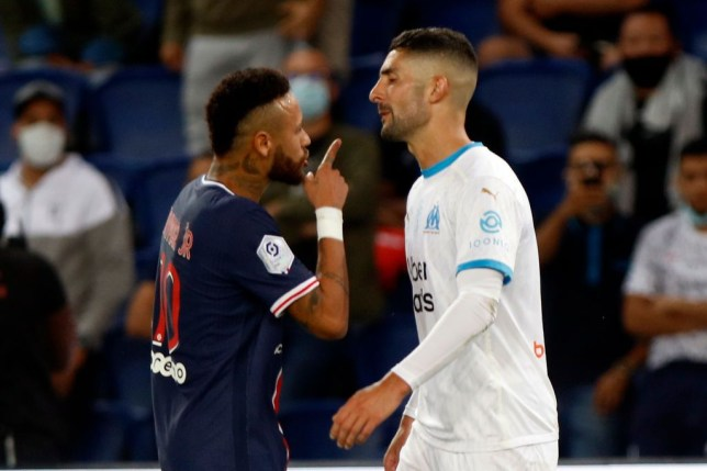 Neymar blasts Alvaro Gonzalez over 'bad loser' swipe after Marseille star denies racism claims  - Bóng Đá