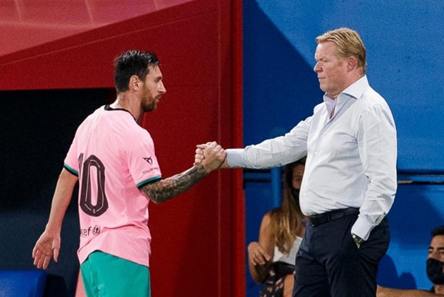 Ảnh Barca 3-1 Girona - Bóng Đá