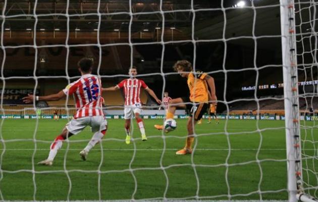 Ảnh Wolves thua Stoke - Bóng Đá