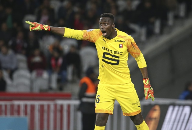 Rennes manager says they are yet to agree deal with Chelsea over Edouard Mendy - Bóng Đá