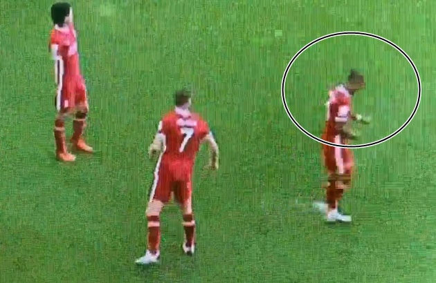 Thiago: Liverpool fans loved his passion after he tackled N'Golo Kante - Bóng Đá