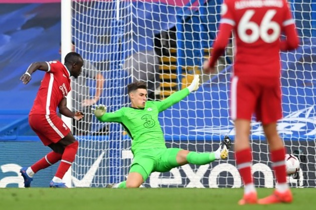 Frank Lampard reveals Kepa Arrizabalaga will be dropped after Chelsea's defeat to Liverpool   / - Bóng Đá