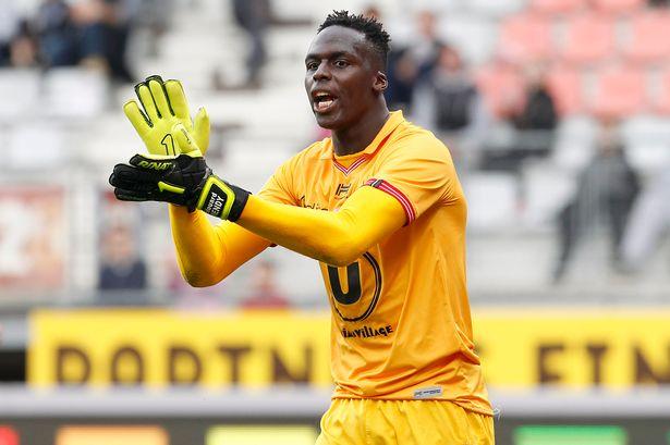 Chelsea signs Mendy - Bóng Đá