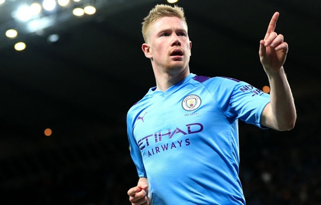 Kevin de Bruyne makes Man City and Liverpool FC title race prediction after Wolves win - Bóng Đá