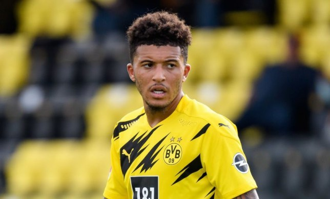 Dortmund send message to Manchester United over Jadon Sancho transfer  - Bóng Đá