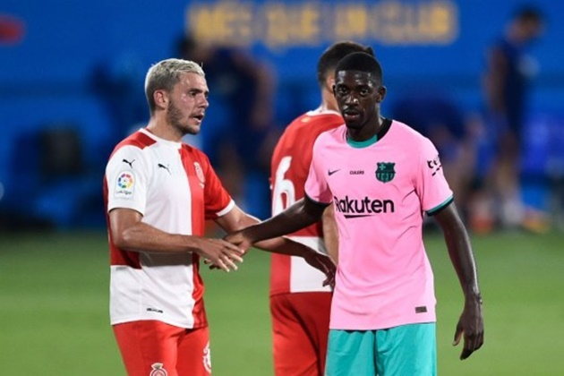 Barcelona make clear demand as Manchester United begin talks to sign Ousmane Dembele on loan    - Bóng Đá