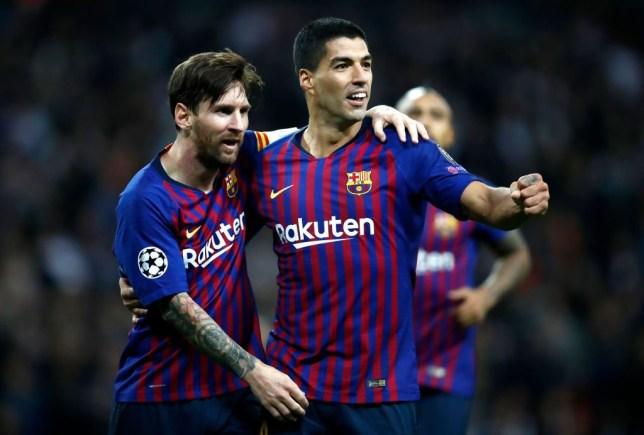 Luis Suarez reveals how Lionel Messi reacted when he said he was leaving Barcelona - Bóng Đá