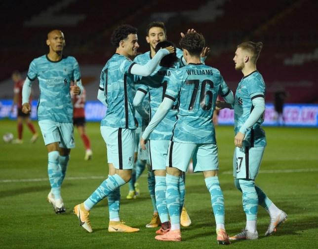 Jurgen Klopp reacts to Liverpool setting up Arsenal clash after Lincoln thrashing    - Bóng Đá
