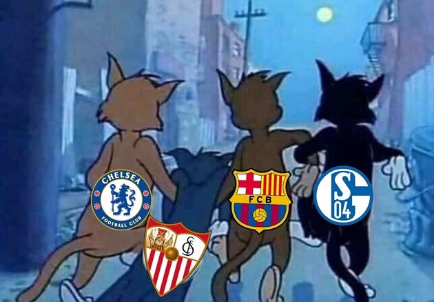 Ảnh chế Bayern ăn siêu cúp - Bóng Đá