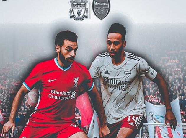 TRỰC TIẾP Liverpool - Arsenal: Dấu hỏi Thiago - Bóng Đá