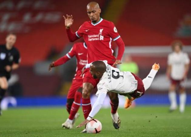 TRỰC TIẾP Liverpool 0-0 Arsenal (H1): Pháo Thủ bị dồn ép - Bóng Đá