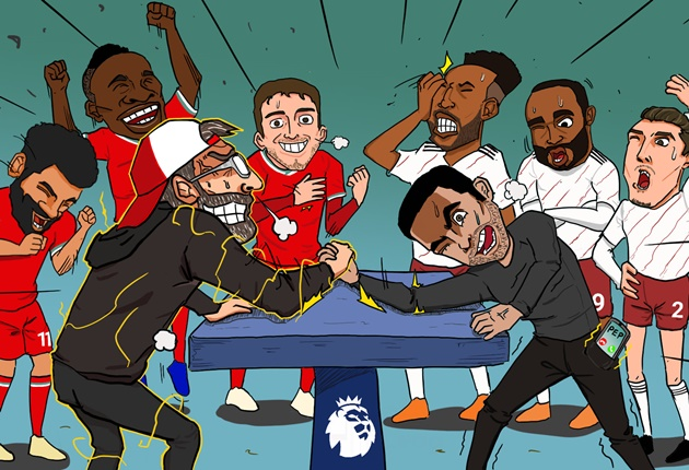 Cười té khói với loạt ảnh chế Liverpool hạ gục Arsenal - Bóng Đá