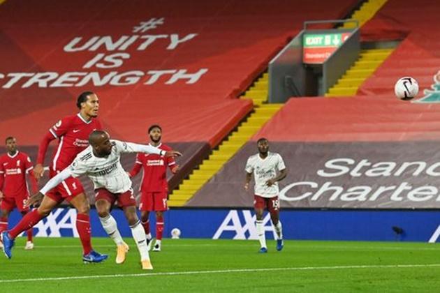 Sau trận Liverpool - Arsenal - Bóng Đá