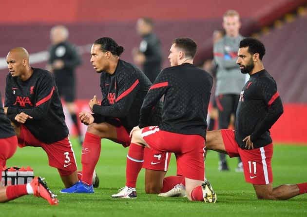 TRỰC TIẾP Liverpool - Arsenal: Thiago vắng mặt, Magalhaes dự bị - Bóng Đá